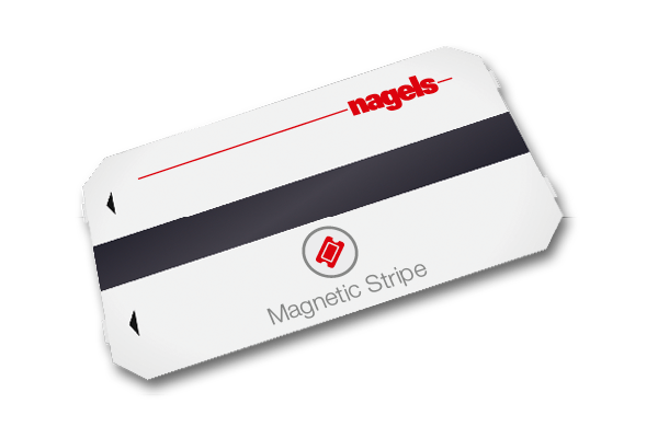 Magnetic-Stripe Ticket